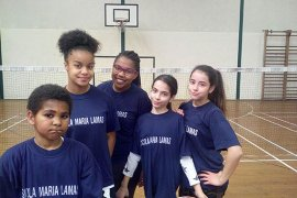 3º Torneio de Badminton do Grupo 2